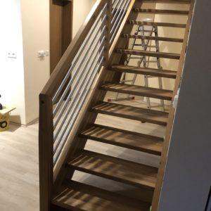 Treppe Eiche Bad Neualbenreuth 2